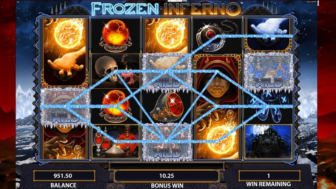 Frozen Inferno Slot