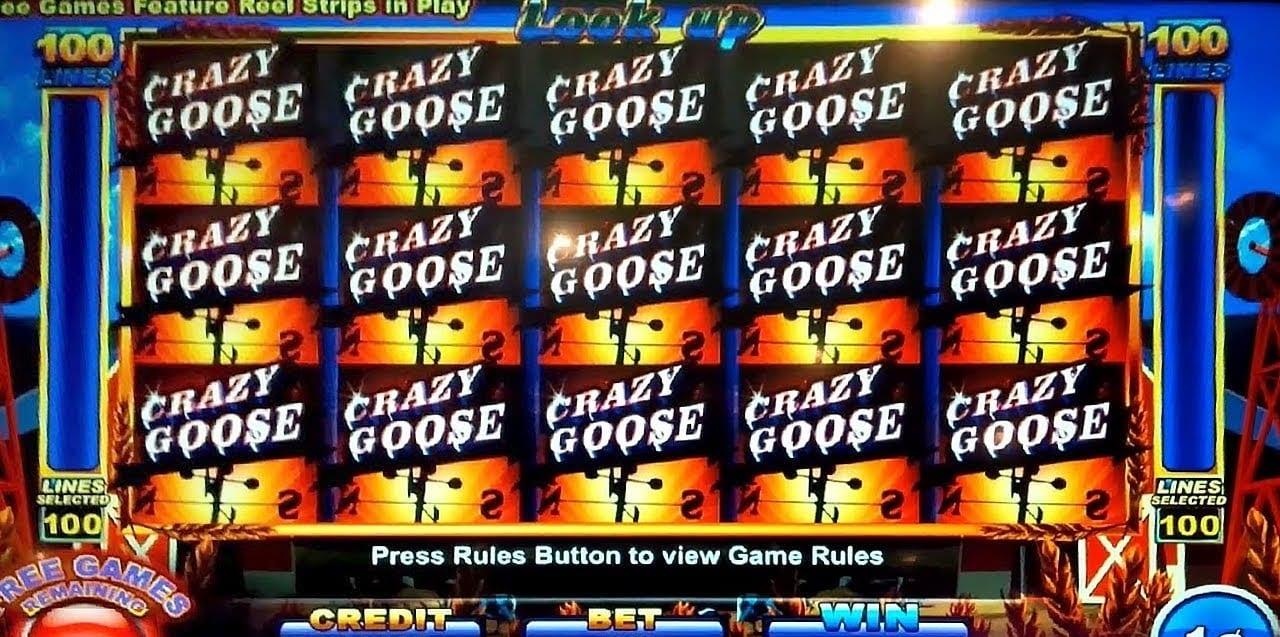 Crazy Goose Slot