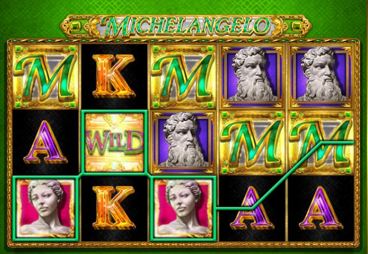 Michelangelo slot reviews