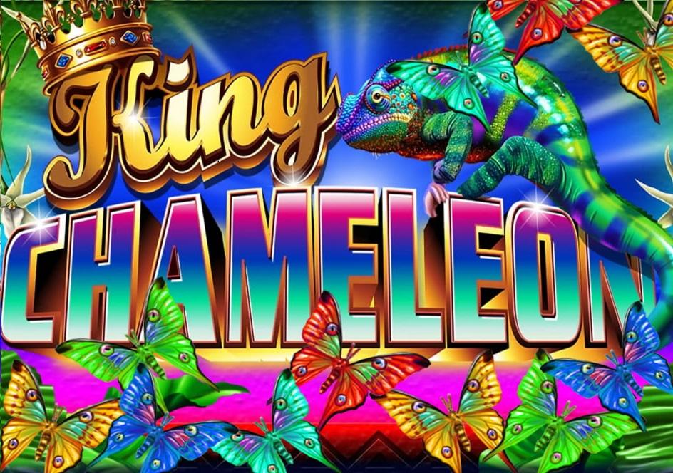 King Chameleon Slot