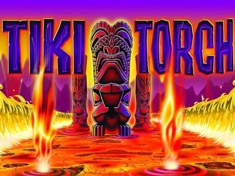 Tiki Torch Slot