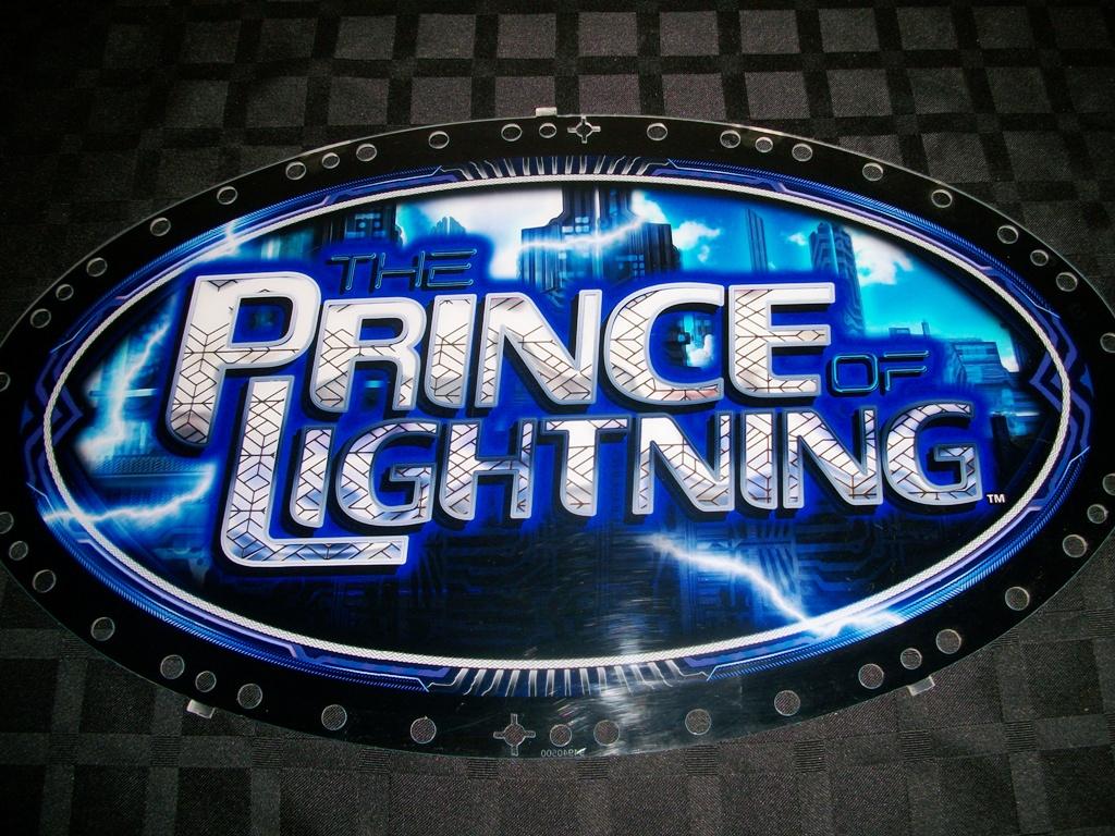 Prince of Lightning Slot